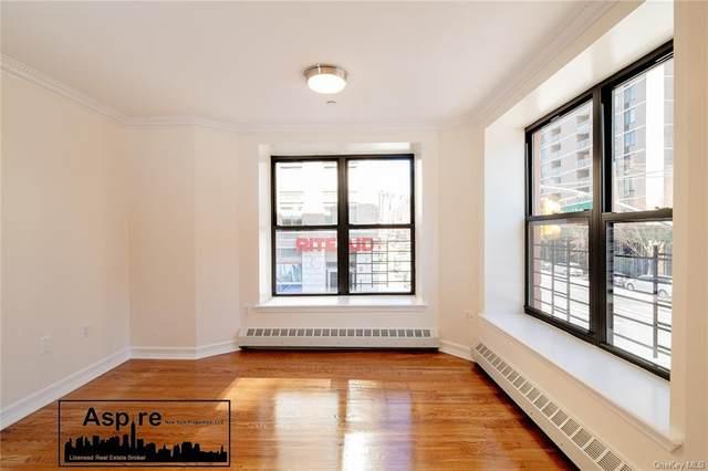 342 E 100th Street 2C, New York, NY 10029 (MLS #H6135561) :: Laurie Savino Realtor