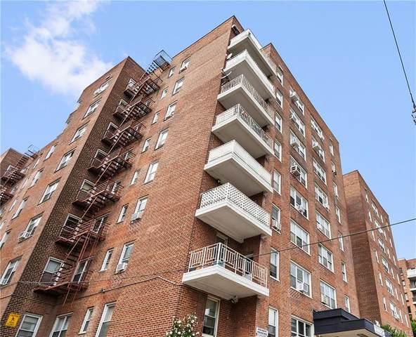 365 Bronx River Road 7K, Yonkers, NY 10704 (MLS #H6135712) :: Laurie Savino Realtor