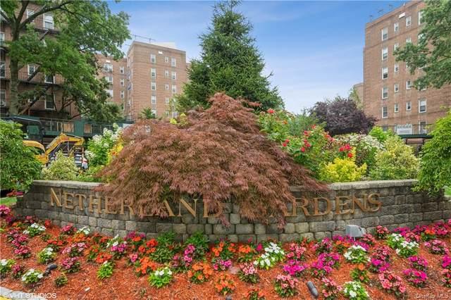 5645 Netherland Avenue 5C, Bronx, NY 10471 (MLS #H6135780) :: Laurie Savino Realtor