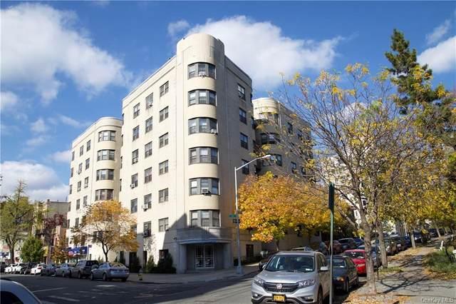 190 E Mosholu Parkway S 5-B, Bronx, NY 10458 (MLS #H6135988) :: Laurie Savino Realtor