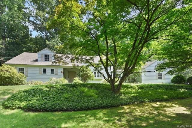 123 Seven Bridges Road, Chappaqua, NY 10514 (MLS #H6136483) :: Mark Boyland Real Estate Team