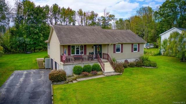 22 Valley View Drive, Middletown, NY 10940 (MLS #H6136648) :: Cronin & Company Real Estate