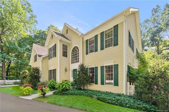 11 Laurel Hollow Road, Pound Ridge, NY 10576 (MLS #H6136831) :: Mark Boyland Real Estate Team