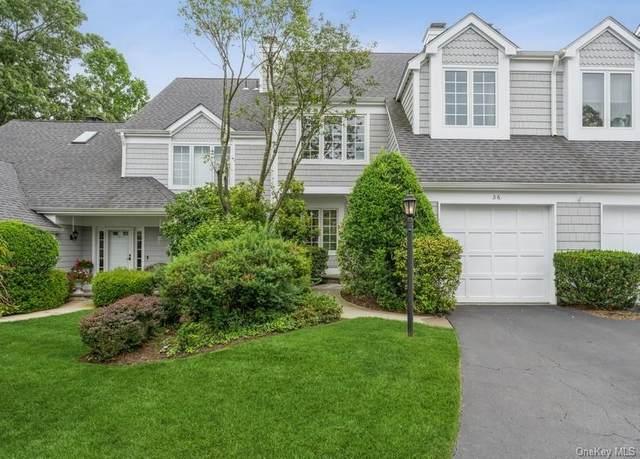 36 Oakcrest Lane, Hastings-On-Hudson, NY 10706 (MLS #H6136901) :: Goldstar Premier Properties