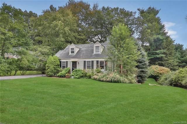9 Niles Avenue, Armonk, NY 10504 (MLS #H6137060) :: Goldstar Premier Properties