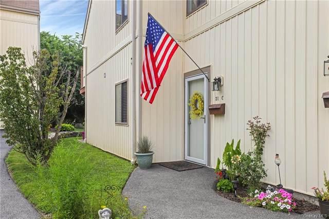 21C Kenneth Stuart Place 21C, Mohegan Lake, NY 10547 (MLS #H6137248) :: Laurie Savino Realtor