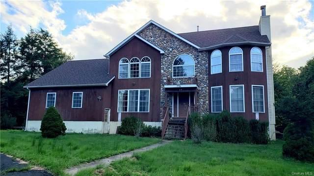 44 Roslyn Ridge Road, Mongaup Valley, NY 12762 (MLS #H6137603) :: Corcoran Baer & McIntosh