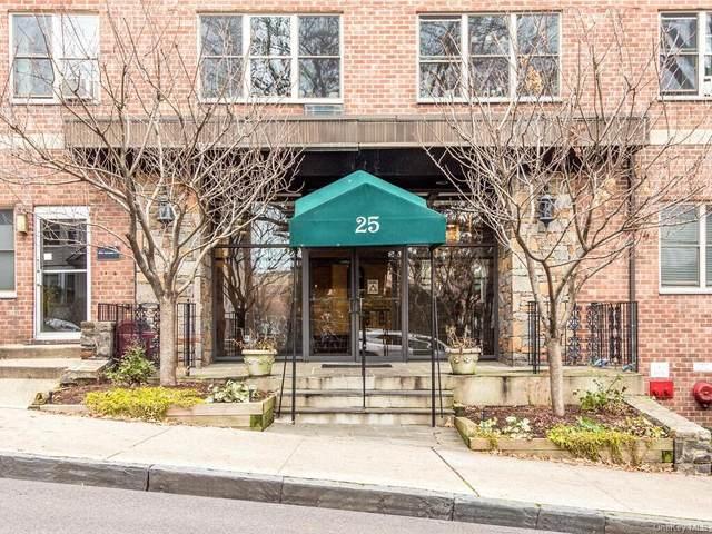 25 Franklin Avenue 2P, White Plains, NY 10601 (MLS #H6137606) :: Goldstar Premier Properties