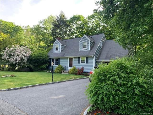 1 Crosby Road, North Salem, NY 10560 (MLS #H6137808) :: Mark Boyland Real Estate Team