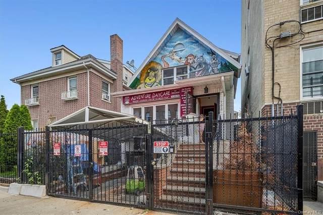 133 W 195th Street, Bronx, NY 10468 (MLS #H6138199) :: Frank Schiavone with Douglas Elliman