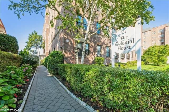 167 Centre Avenue 1F, New Rochelle, NY 10805 (MLS #H6138451) :: McAteer & Will Estates | Keller Williams Real Estate