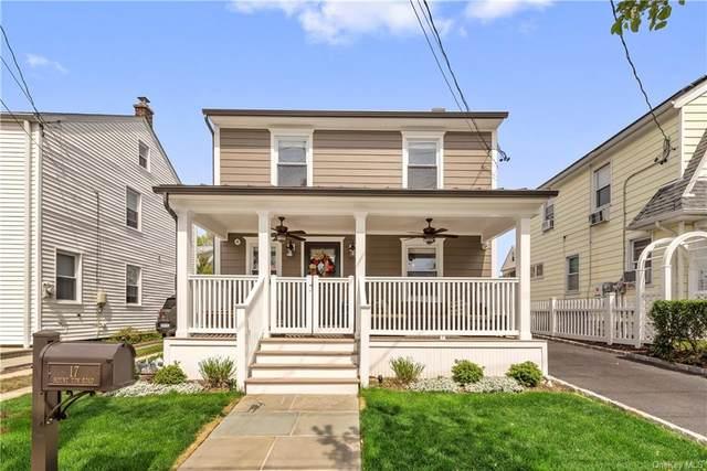 17 Mount Tom Road, New Rochelle, NY 10805 (MLS #H6138886) :: Cronin & Company Real Estate