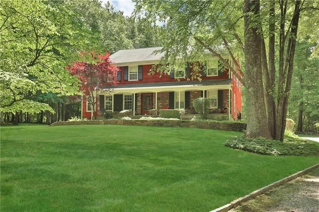 6 Webb Lane, Goldens Bridge, NY 10526 (MLS #H6138913) :: McAteer & Will Estates | Keller Williams Real Estate