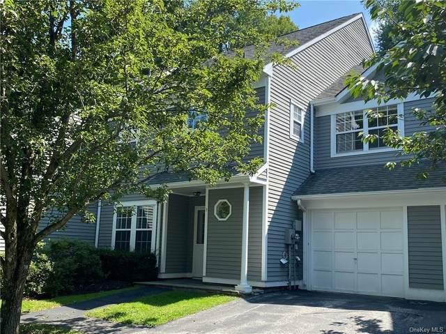 21-7 Croton Lake Road #7, Katonah, NY 10536 (MLS #H6139221) :: Corcoran Baer & McIntosh