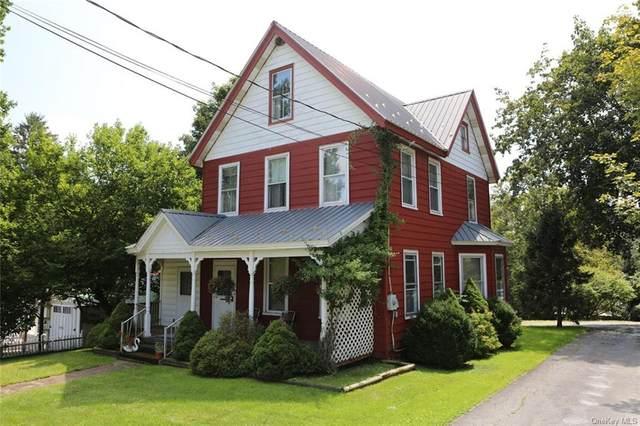 94 Schoolhouse Road, Jeffersonville, NY 12748 (MLS #H6139241) :: Goldstar Premier Properties