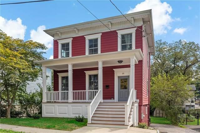 22 Maple Street, Sleepy Hollow, NY 10591 (MLS #H6139510) :: Mark Seiden Real Estate Team