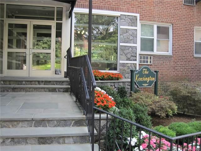 2 Bronxville Road 5H, Bronxville, NY 10708 (MLS #H6139636) :: Laurie Savino Realtor
