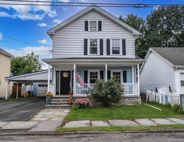 11 Lumber Street, Port Jervis, NY 12771 (MLS #H6140189) :: Kendall Group Real Estate   Keller Williams