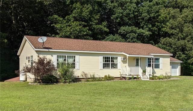 549 High Meadow Drive, Kerhonkson, NY 12446 (MLS #H6140392) :: Carollo Real Estate