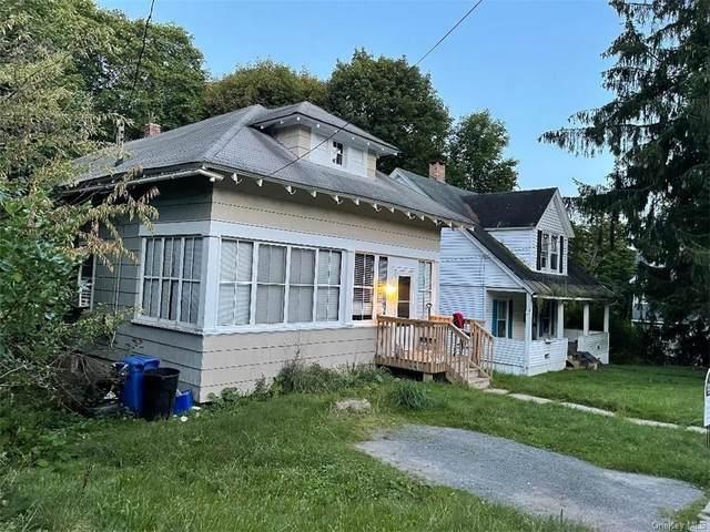 14 Dixon Avenue, Liberty, NY 12754 (MLS #H6140815) :: Goldstar Premier Properties