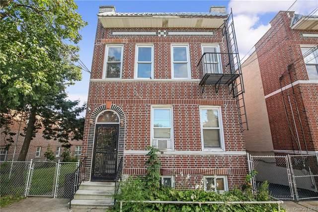 3136 Arnow Place, Bronx, NY 10461 (MLS #H6141002) :: McAteer & Will Estates | Keller Williams Real Estate