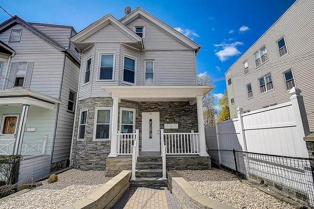 122 Convent Place, Yonkers, NY 10703 (MLS #H6141004) :: Goldstar Premier Properties