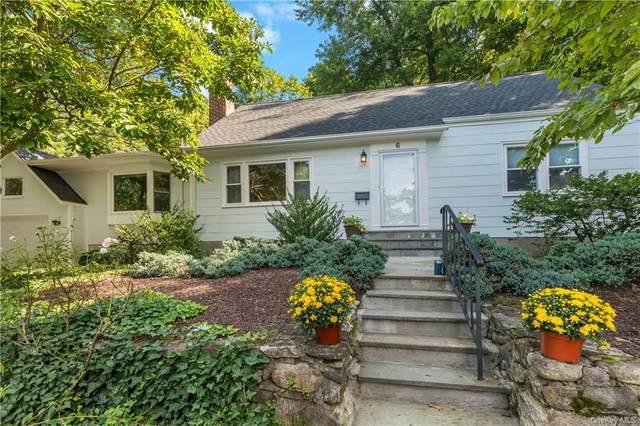 6 Navajo Lane, Ossining, NY 10562 (MLS #H6141132) :: McAteer & Will Estates | Keller Williams Real Estate