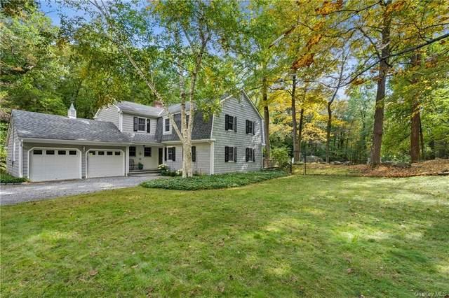 199 Mead Street, Waccabuc, NY 10597 (MLS #H6141382) :: Mark Boyland Real Estate Team