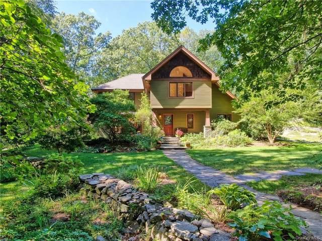 25 Rock Ridge Road, New Paltz, NY 12561 (MLS #H6141398) :: Cronin & Company Real Estate
