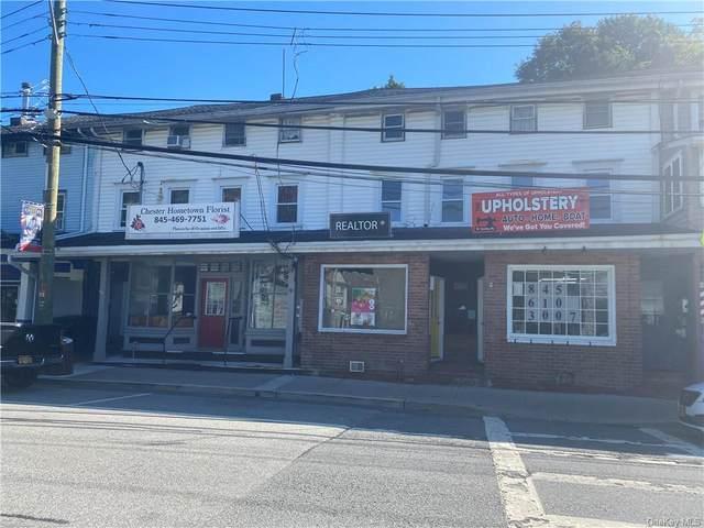 135-139 Main Street, Chester, NY 10918 (MLS #H6141422) :: Goldstar Premier Properties