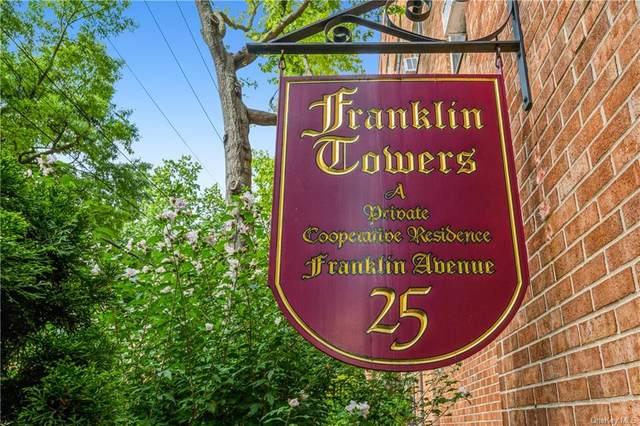 25 Franklin Avenue 4J, White Plains, NY 10601 (MLS #H6141899) :: Laurie Savino Realtor