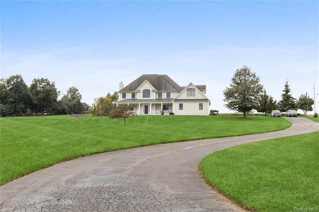 142 Hasbrouck Road, Goshen, NY 10924 (MLS #H6142046) :: Cronin & Company Real Estate