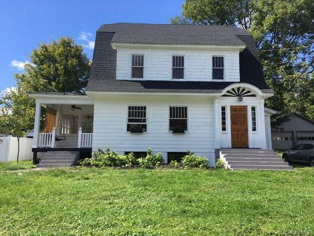 653 Old Route 17 Route, Livingston Manor, NY 12758 (MLS #H6142084) :: Keller Williams Points North - Team Galligan