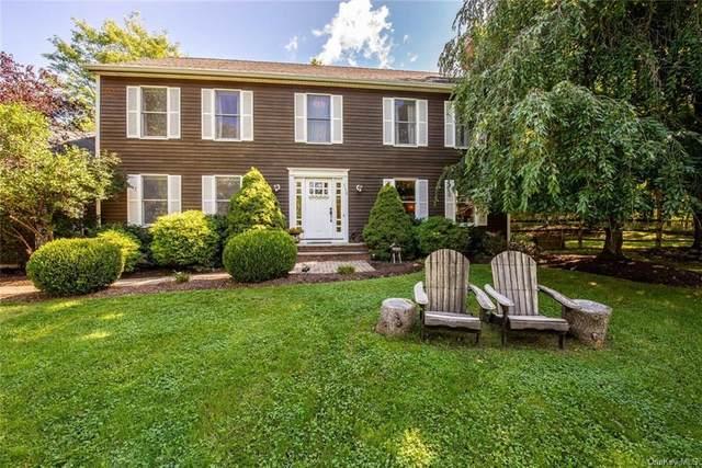 110 Felter Hill Road, Washingtonville, NY 10992 (MLS #H6142089) :: Corcoran Baer & McIntosh