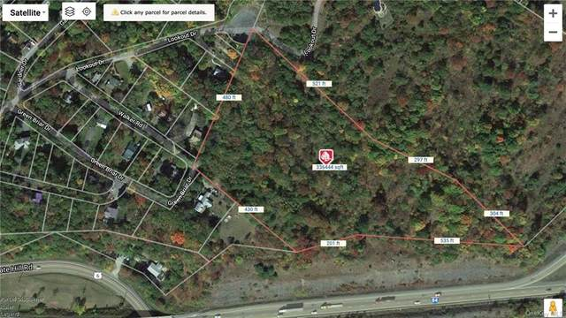 Lookout Drive, Port Jervis, NY 12771 (MLS #H6142237) :: Corcoran Baer & McIntosh