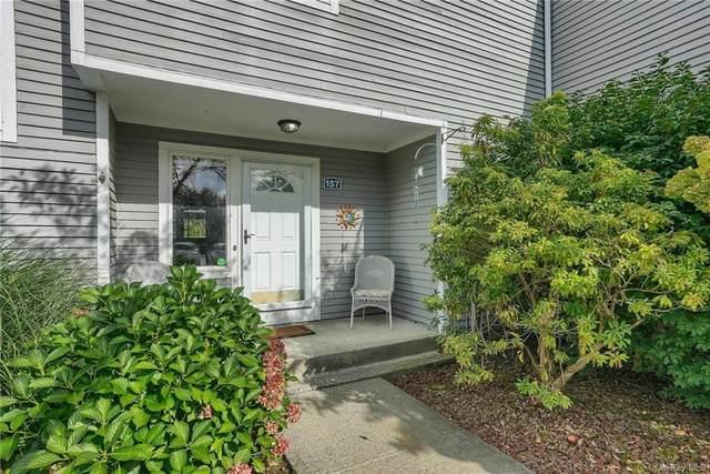 157 Fairway Drive U157, Carmel, NY 10512 (MLS #H6142272) :: Corcoran Baer & McIntosh
