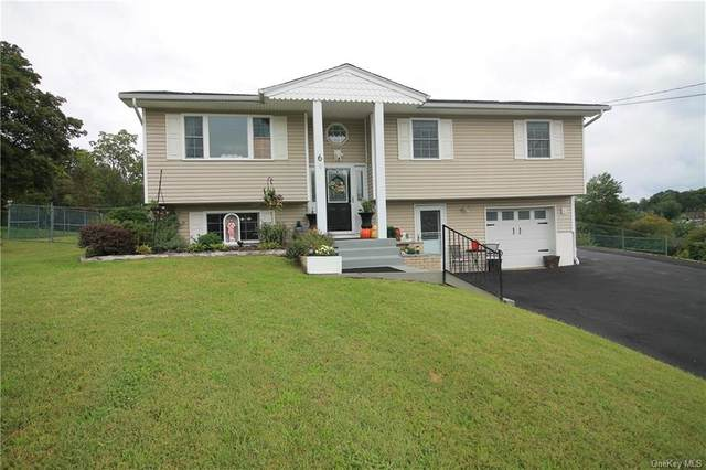 6 Rockledge Road, Poughkeepsie, NY 12601 (MLS #H6142295) :: Goldstar Premier Properties