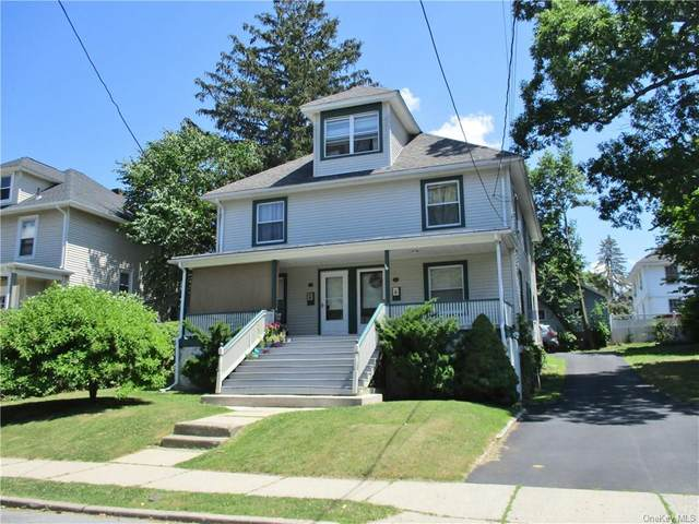 12 Lafayette Avenue, Middletown, NY 10940 (MLS #H6142351) :: Kendall Group Real Estate | Keller Williams