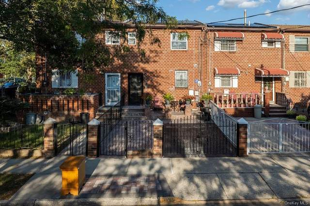 433 Christopher Avenue, Brownsville, NY 11212 (MLS #H6142572) :: Cronin & Company Real Estate