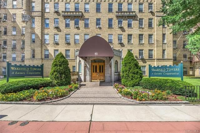 85 Bronx River Road 2T, Yonkers, NY 10704 (MLS #H6142696) :: McAteer & Will Estates | Keller Williams Real Estate