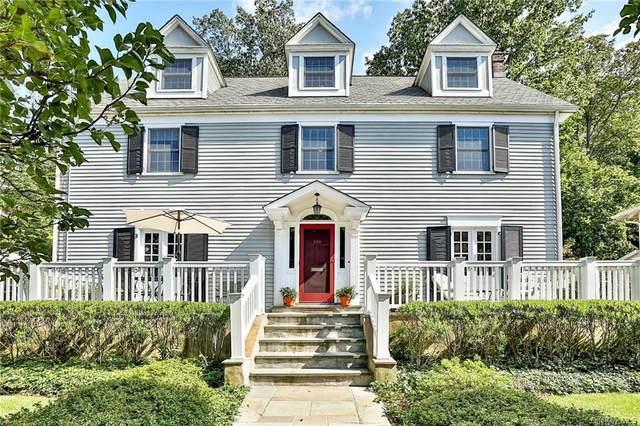 220 Highbrook Avenue, Pelham, NY 10803 (MLS #H6142715) :: Corcoran Baer & McIntosh