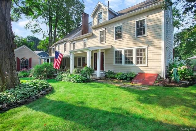 33 Bedford Road, Pleasantville, NY 10570 (MLS #H6142771) :: Mark Seiden Real Estate Team