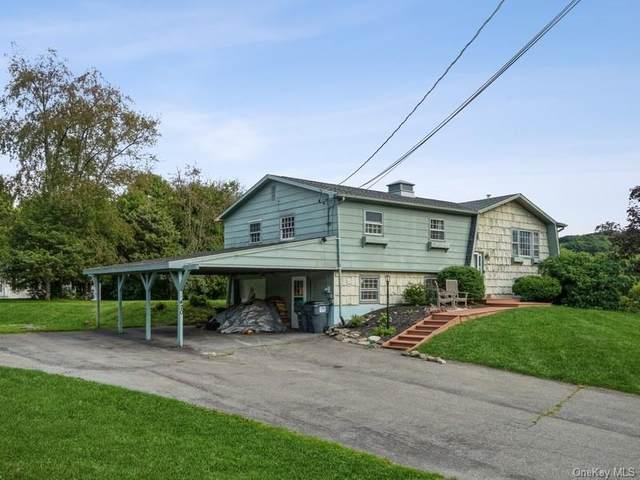 420 Frozen Ridge Road, Marlboro, NY 12542 (MLS #H6142978) :: RE/MAX Edge