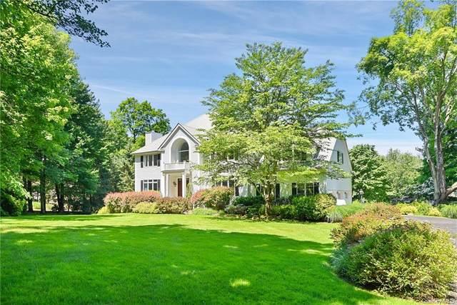 25 Autumn Ridge Road, Pound Ridge, NY 10576 (MLS #H6143254) :: Kendall Group Real Estate | Keller Williams