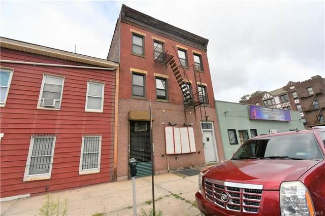 287 W 1st Street, Mount Vernon, NY 10550 (MLS #H6143300) :: Team Pagano