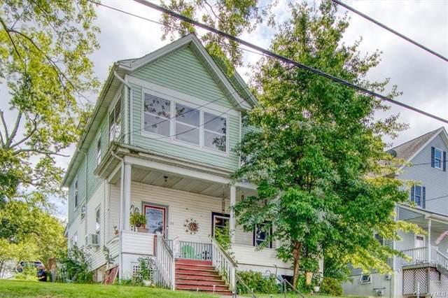 22 Gladstone Avenue, Walden, NY 12586 (MLS #H6143307) :: Cronin & Company Real Estate