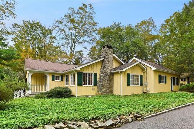 7 Old Snake Hill Road, Pound Ridge, NY 10576 (MLS #H6143371) :: Goldstar Premier Properties