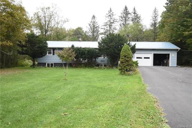 21 Huff Road, Jeffersonville, NY 12748 (MLS #H6143390) :: McAteer & Will Estates   Keller Williams Real Estate