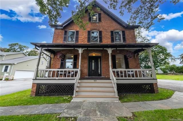 955 Wolcott Avenue, Beacon, NY 12508 (MLS #H6143403) :: Kendall Group Real Estate | Keller Williams