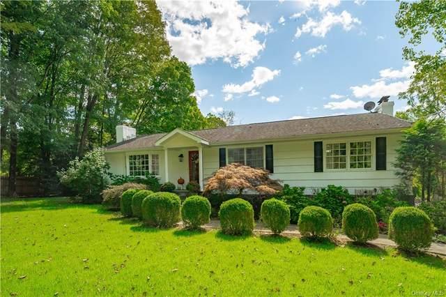 173 Pound Ridge Road, Bedford, NY 10506 (MLS #H6143600) :: Mark Boyland Real Estate Team